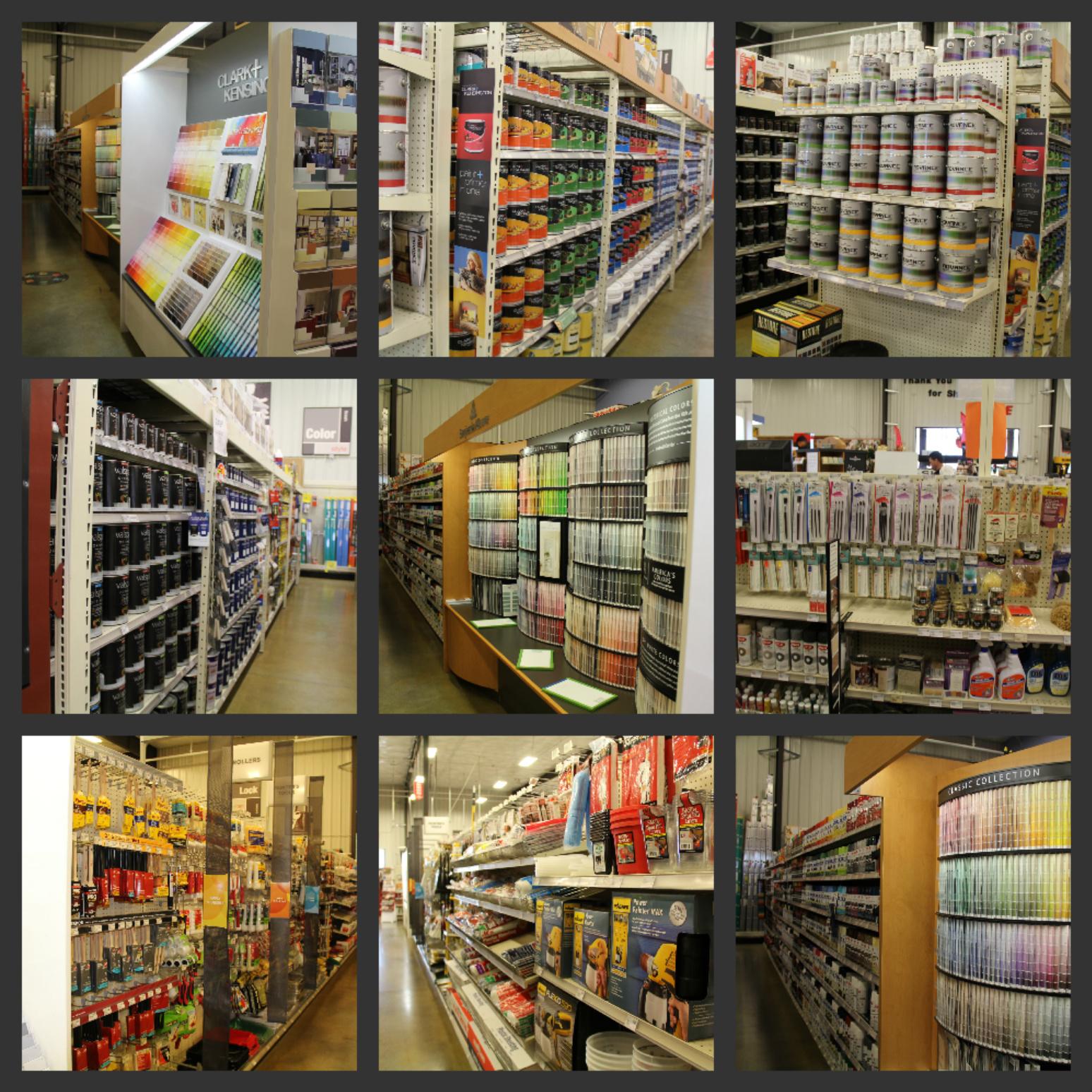 Paint Supplies Billings MT
